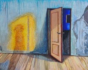 Anna Marciniak (ur. 1988), Dziwne światło I, 2018