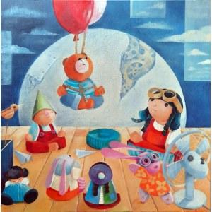 Mirella Stern (ur. 1971), Medytacja kreatywna, 2020