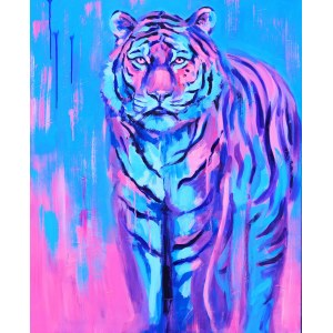 Joanna Jamielucha (ur. 1991), Tygrys, 2020