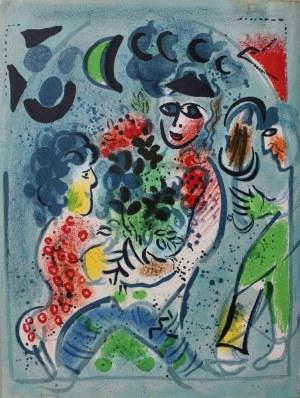 Marc Chagall, Frontispis. Para