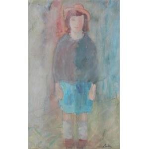 Zygmunt Landau, Portret dziewczynki