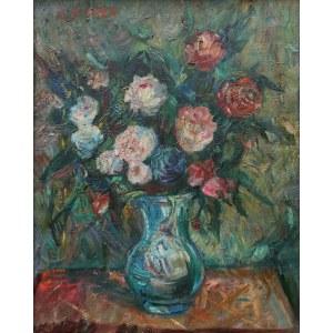 Jakub Zucker, Kwiaty w wazonie