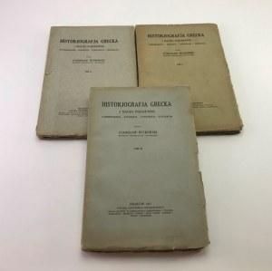 Historiografia Grecka i nauki pokrewne