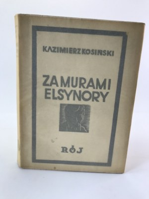Kosiński Kazimierz Za murami Elsynory