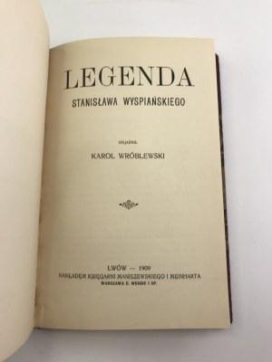 Wróblewski Karol Legenda Stanisława Wyspiańskiego