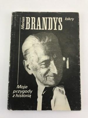 [Autograf] Brandys Marian Moje przygody z historią