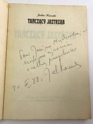 [dedykacja] Kawalec Julian Tańczący Jastrząb