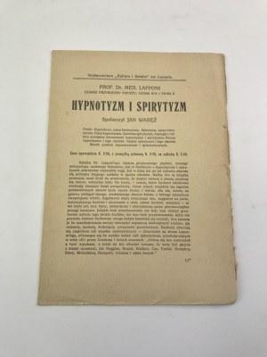 """Ulotka reklamowa wydawnictwa """"Kultura i Sztuka"""" we Lwowie [1912-1913]"""