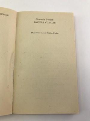 Mrożek Sławomir Moniza Clavier [J. Bruchnalski, Z. Darowska][wyd.I]
