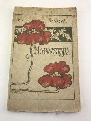 Na rozstaju Książka pamiątkowa uczennic VIII klasy Gimnazyum H. Strażyńskiej