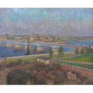 Edward Kokoszko (1900 Izdebno k.Grodziska Maz. - 1962 Warszawa), Most Śląsko-Dąbrowski