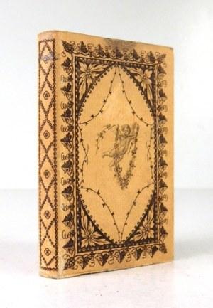 ALMANAC historique, généalogique pour l'année 1808. Avec figures. Leipsic. [C. W.] Ettinger. 16, s. [54], 112,...