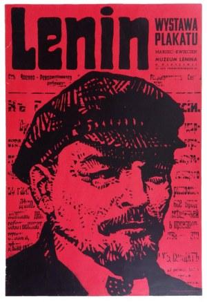 STAROWIEYSKI F. - LENIN. Wystawa plakatu [...]. Muzeum Lenina. [1960].