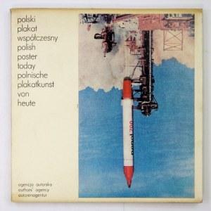 BOJKO Szymon - Polski plakat współczesny. Warszawa 1972. Agencja Autorska. 8, s. 167, [1]....