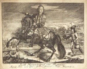 GAUHE Johann Friedrich - Historisches Helden- und Heldinnen-Lexicon, in welchem das Leben und die Thaten derer Generalen...