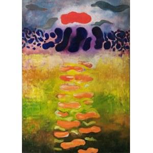 Jan PAMUŁA (ur. 1944), Bez tytułu, 1970
