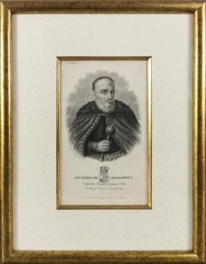Zofia CHODKIEWICZÓWNA [Chodkiewicz] (po 1800-1871), JAN KAROL  HR: CHODKIEWICZ, wojewoda Wileński, Hetman Wielki Wielkiego Xsięstwa Litewskiego, 1837