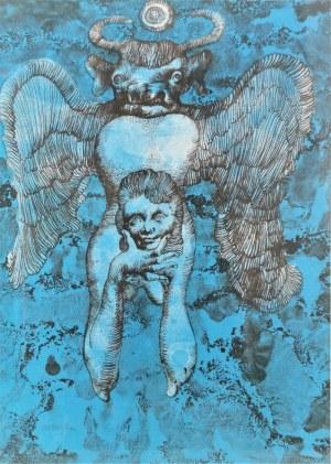 Jan LEBENSTEIN (1930-1999), Bez tytułu