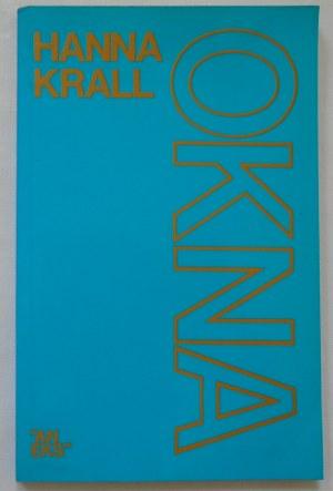 Krall Hanna • Okna [dedykacja autorska]