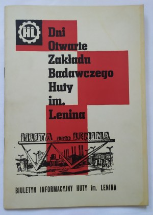 Huta im. Lenina • Dni Otwarte Zakładu Badawczego Huty im. Lenina