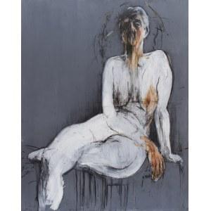 Monika Noga, She never came, 2020