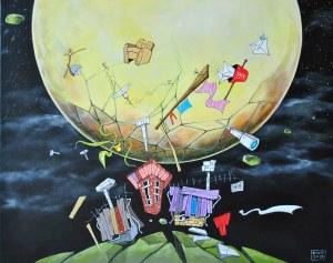 Dariusz Franciszek Różyc (ur. 1978), Bad gravity, z cyklu: