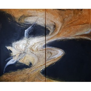 J. Aurelia Sikiewicz-Wojtaszek (pseud. art. J. Aurelia Sing), (ur. 1977), Otulona, 2020