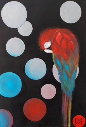 Dominika Radomska (ur. 1986), Papuga II, 2020