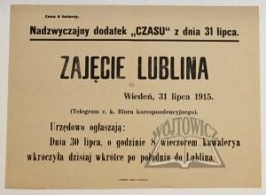 ZAJĘCIE Lublina.