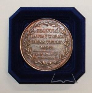 (KRASICKI Ignacy). Medal wybity na cześć biskupa Ignacego Krasickiego,