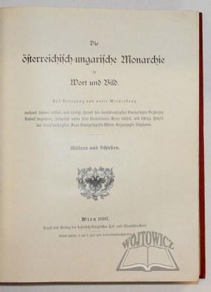 (AUSTRO-WĘGRY). Die österreichisch ungarische Monarchie in Wort und Bild.