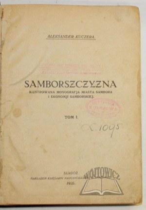 KUCZERA Aleksander, Samborszczyzna.