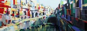 Natalia ROZMUS, Cinque Terre – Riomaggiore, 2019 r.