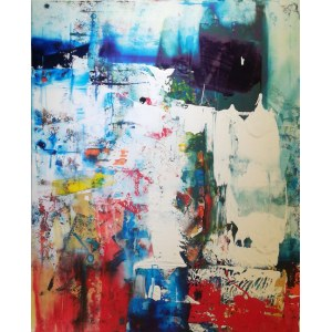 Małgorzata PABIS, Blue Supremacy, 2020 r.