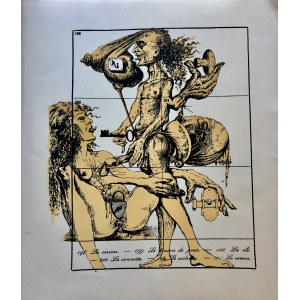 Salvador Dali, Serigrafia