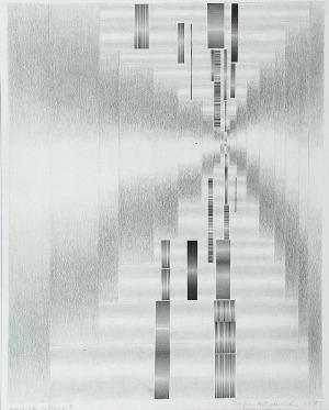 Zofia ARTYMOWSKA (1923-2000), Bez tytułu, 1982 r.