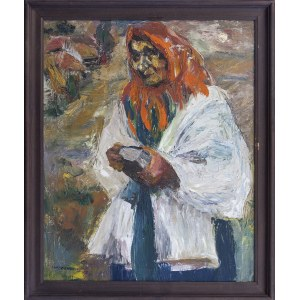 Ireneusz MAŚLANKIEWICZ, (1927-2007), Na sumę, 1987