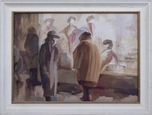Katarzyna PACANOWSKA (ur. 1954), Ulica III – Wieczór