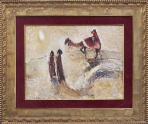 Vladimir PAVLOTSKY (ur. 1925), Białe słońce pustyni, 1994