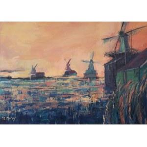 Natalia Nasada - Wojtal, Windmills
