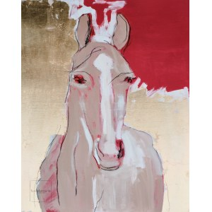 Lucas Lucaprio, Koń Miłość, 2020