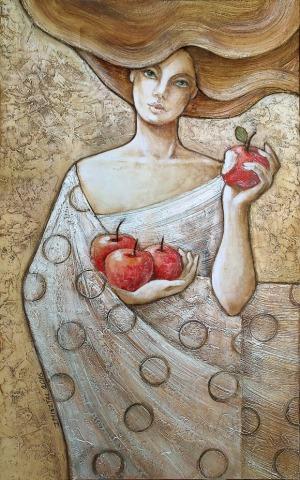 Joanna Misztal, Ewa zwyczajnie lubiła jabłka