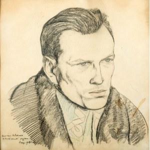 Leopold Gottlieb (1883 Drohobycz - 1934 Paryż), Portret Józefa Andrzeja Teslara