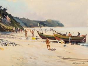 Henryk Baranowski (1932 Starogard Gdański - 2005 Gdynia), Nad morzem