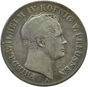 Niemcy, Prusy, Fryderyk Wilhelm IV, talar 1844 A, Berlin