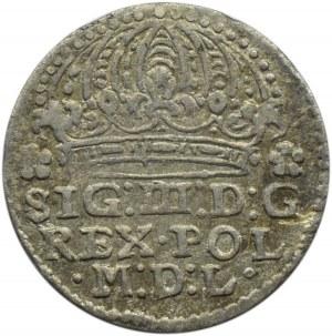 Zygmunt III Waza, grosz 161Z (1612), Kraków