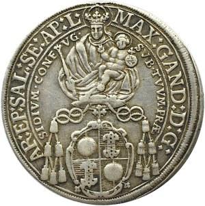 Austria, Salzburg, Maksymilian, talar 1677, Salzburg