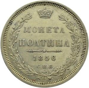 Rosja, Aleksander II, połtina 1856 FB, Petersburg
