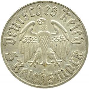 Niemcy, Republika Weimarska, Martin Luther, 5 marek 1933 A, Berlin