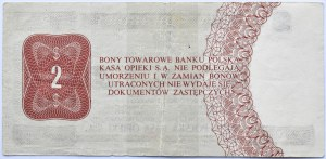 Polska, PeWeX, 2 dolary 1979, seria HM
